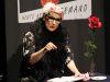 """16.02.2019 Annette Postel Premiere mit """"alles Tango oder was? im Tollhaus Karlsruhe mit Norbert Kotzan, Bandoneon und Bobbi Fischer, Piano"""