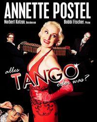 Plakatfoto Tangoshow