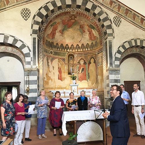 Chor-Arezzo