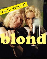 Plakatfoto Blond