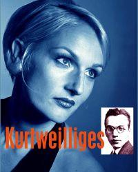 Plakatfoto Kurtweilliges